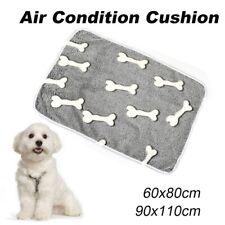Warm Pet Blanket Dog Cat Bed Mat Sleeping Mattress Small Medium Large Dogs Cats`