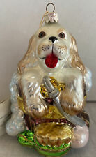 New ListingPolonaise Glass Ornament Made In Poland 5�tall