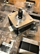 5pcs Nema 17 Stepper Motor Lot Cnc 200 Step 3d Cable Arduino Robot New