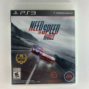 Need for Speed: Rivals (Sony PlayStation 3, 2013)