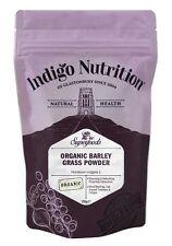 BIO Gerstengraspulver - 100g - Indigo Herbs