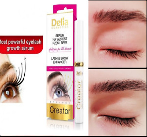 Delia Camello Eye Lashes & Brow Enhancing Lash Conditioner Serum 7ML*UK SELLER*