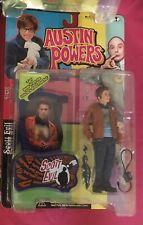 New listing Austin Powers Scott Evil Action Figure 1999 Mcfarlane Toys 90s Series 2 Nip
