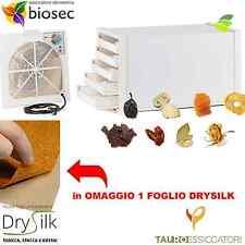 ESSICCATORE BIOSEC DOMUS B5 -TAURO ESSICCATORI + OMAGGIO 1 DRYSILK
