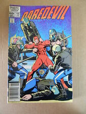 DAREDEVIL #195 1983 Marvel Comics  [G471]