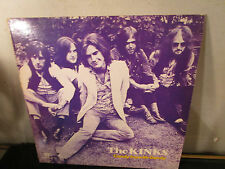 """THE KINKS CANDY FROM MR DANDY 10"""" VINYL LP RECORD VINTAGE"""