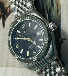 """Divers Sports watch Automatic """"marlinwatch"""" 43.5mm LIMITED EDITION"""