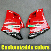 Left & Right Batwing Fairing Bodywork Part Fit For 94-02 Ducati 916 748 996 998