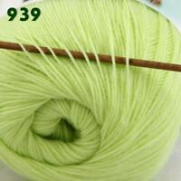Sale 1 Ball x 50gr LACE Soft Acrylic Wool Cashmere Shawl Hand Knitting Yarn 39