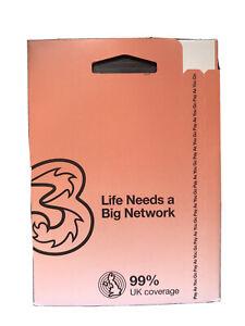 1000X Three Mobile  Pay As You Go 4G 5G Sim Cards UK Bulk Wholesale Joblot.