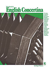 Handbook For English Concertina Learn to Play Concertina Music Book SONGS TUTOR