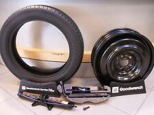 13 14 15 CHEVROLET MALIBU NEW GM SPARE TIRE KIT (TIRE, WHEEL, JACK AND TOOLS)