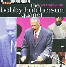 With a Song in My Heart by The Bobby Hutcherson Quartet/Bobby Hutcherson (CD,...