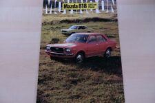217540) Mazda 818 Prospekt 1971