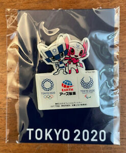2020 Tokyo Olympic/Paralympic Games Official Pin New