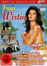 Frau Wirtin Erotik Nostalgie 5 DVDs NEU Erotikfilme