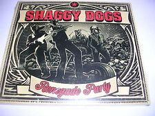 Shaggy Dogs - Renegade Party CD (2013) Blues R&B