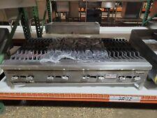 Jade Range Supreme Jhp 848 Cfs 8 Burner 48 Heavy Duty Natural Gas Hot Plate