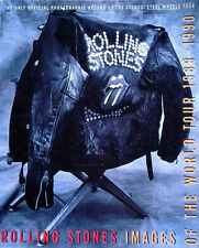 ROLLING STONES - IMAGES OF THE WORLD TOUR - 1989-1990 - PAPERBACK