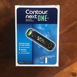 Contour Next ONE blood glucose monitor OzHeAlthExperts