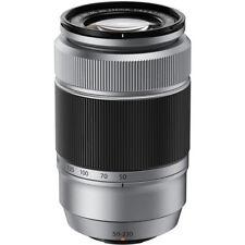 New Fujifilm XC 50-230mm f/4.5 - 6.7 OIS II SILVER Lens