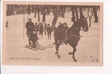 Vintage Postcard King Christian X of Denmark, Queen Alexandrine & Family