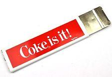 COCA COLA COKE USA Coltello Cutter dipendenti cartone coltello knife