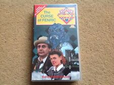 DOCTOR WHO BBC Video THE CURSE OF FENRIC VHS Cassette Tape SYLVESTER McCOY 7th