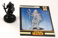 Star Wars Miniature: UTAPAUN SOLDIER # 10J81
