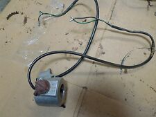 honda express 50 NC50 right handle throttle kill stop switch 1977 1978 1979 1980