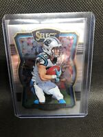 2017 Select Premier Level Christian Mccaffrey Rookie Prizm RC #155 Panthers