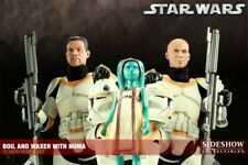 Sideshow Star Wars Boil and Waxer with Numa Exclusive version - 1/6 sixth scale