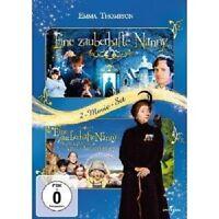 EINE ZAUBERHAFTE NANNY 1 & 2 - 2 DVD MIT EMMA THOMPSON NEUWARE