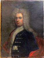 Oil on canvas representing D. João V, King of Portugal; XVIII century
