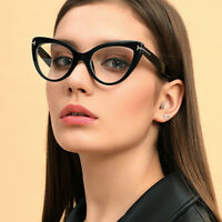 Fashion Cat Eye Eyeglasses Frames Women Spectacles Clear Optical Frame Glasses