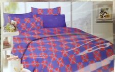 Brookside 6 Piece Flag Queen Size Sheet Set, NWT's ~ Free S/H