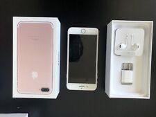 Apple iPhone 7 Plus unlocked 128gb rose gold