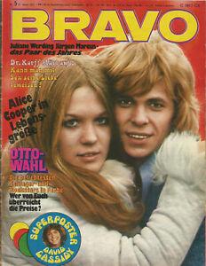 Bravo-Heft Nr.5 aus dem Jahr 1974 / J.Werding & J.Marcus