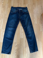 Tommy Hilfiger Wilson Dark Blue Straight Leg Jeans W31 L30