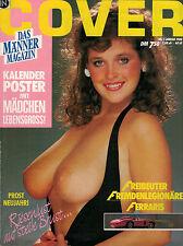 Cover 1,01/1988 Januar,Annlis,Pam,Daniela,Fremdenlegion,Ferrari,Paris-Dakar