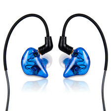 Pai Wired DR1 Dynamic in-ear Earphones in Blue Color