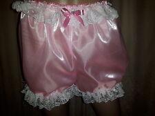 Sissy Adult Baby Pink Pearlescent  Panties