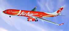 "1/200 Air Asia A330-300 ""Phoenix"" Special Color Corporate Model"