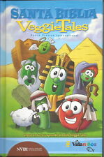 Santa Biblia VeggieTales NVI: Crece en tu fe y aprende al estilo VeggieTales
