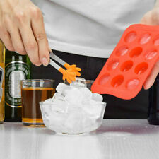 Mold Maker Ice Cube Tray Cake Baking Silicone Chocolate Pudding Mould DIY Tool