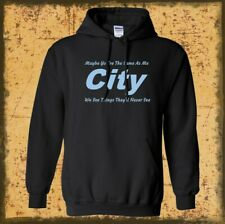 Manchester City - Oasis Inspired Hoodie Man City MCFC