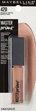 MAYBELLINE NEW YORK Prime & Matte Long Lasting Eyeshadow Base Make Up - 420