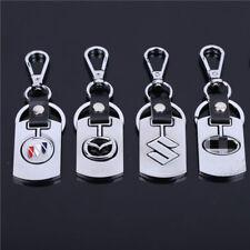 Car Auto Logo Fashion Titanium Key Chain Keychain Ring Keyfob New Metal Keyrings