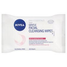 Nivea Visage Facial Wipes Gentle Sensitive 25