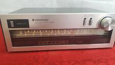 KENWOOD  Vintage kt-400 Tuner wunderschön !
